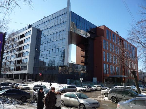 Hilton Новосибирск