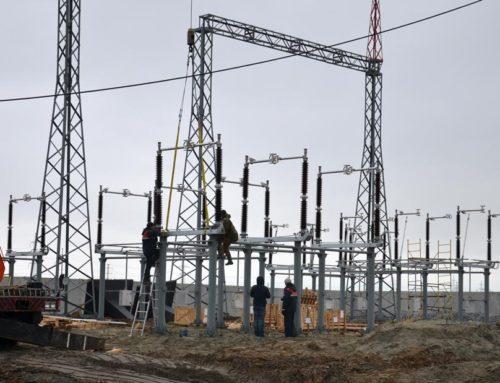 Строительство ВЛ 220 кВ АО «РЭС»